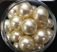 PD009-30 PEARL BEAD (IVORY)