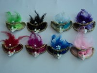 Mini Venetian Mask Magnet #82